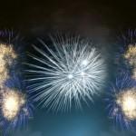 vuurwerk oud en nieuw