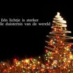 kerstachtergrond met gedicht