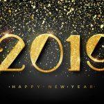 goed wallpaper nieuwjaar 2019 goud